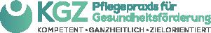 KGZ – Pflegepraxis für Gesundheitsförderung Logo
